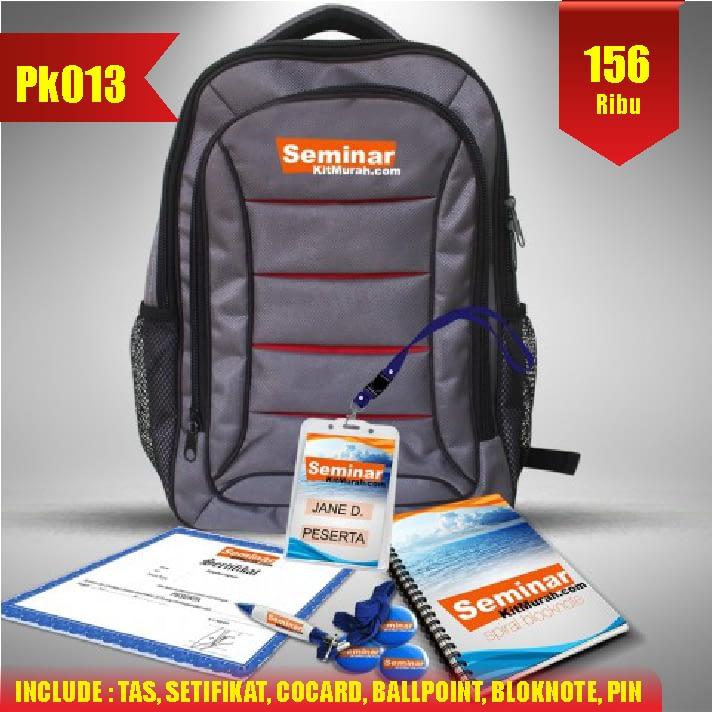 Aprilian Tas pesan paket seminar kit murah jogja pk013