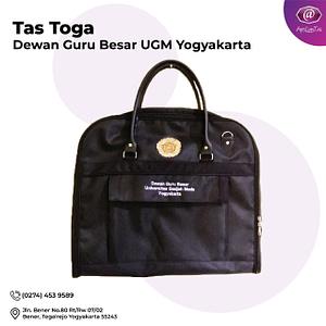 Tas Toga dewan guru besar UGM Bp Probo - konveksi tas seminar medan