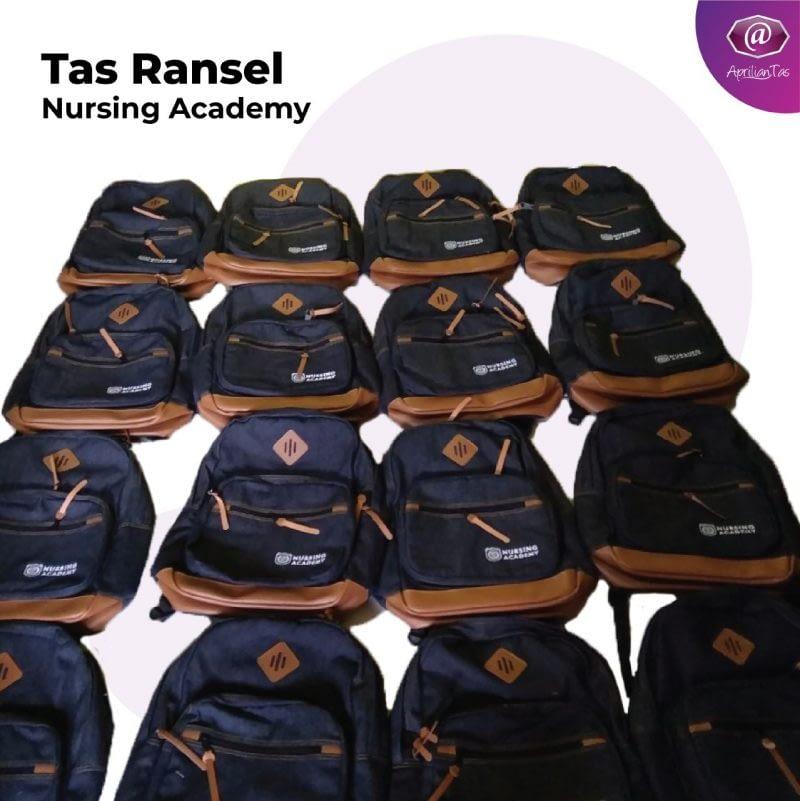 Harga tas seminar medan - Nursing Academy tas ransel