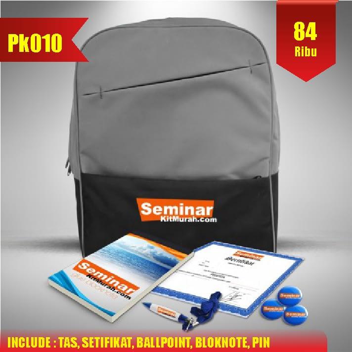 Aprilian Tas pesan paket seminar kit murah jogja pk010