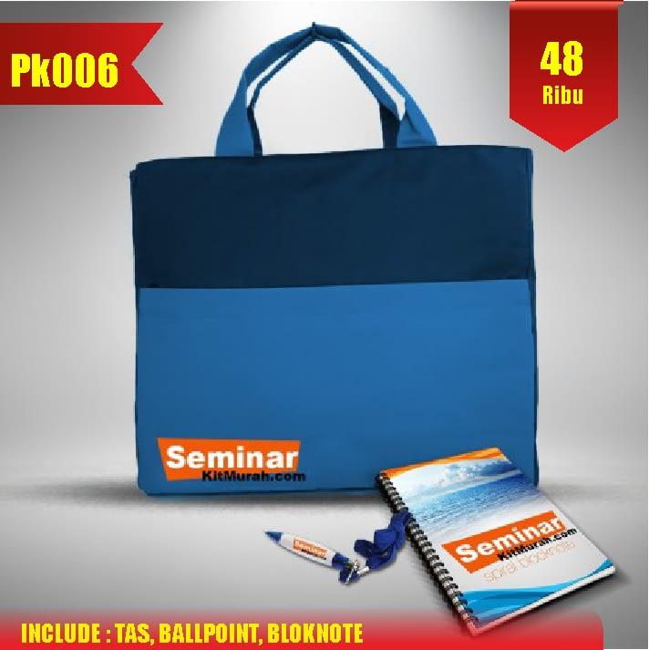 Aprilian Tas pesan paket seminar kit murah jogja pk006