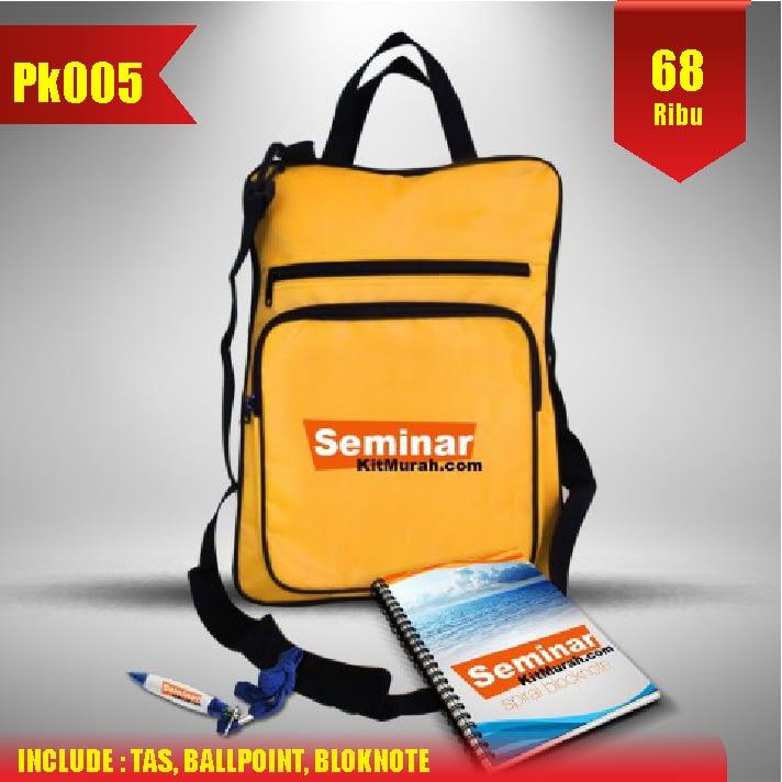 Aprilian Tas pesan paket seminar kit murah jogja pk005