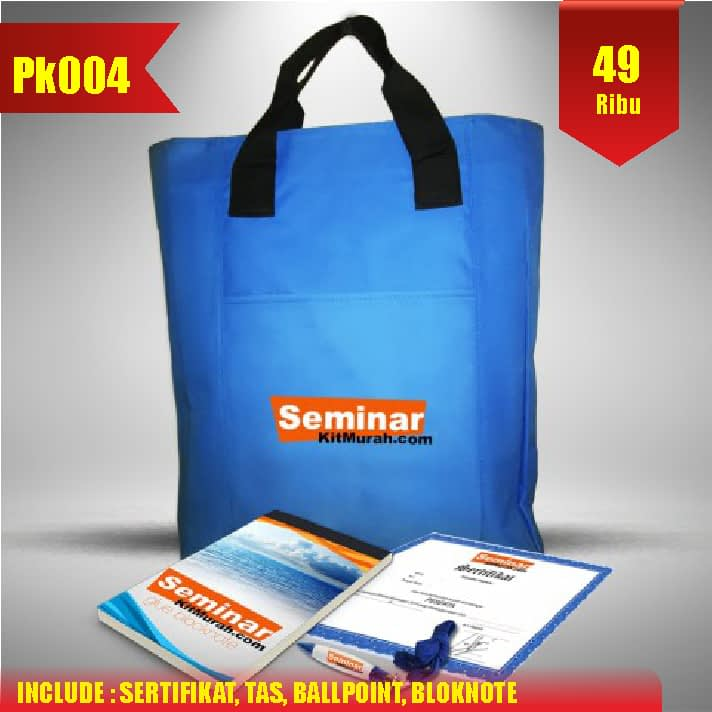 Aprilian Tas pesan paket seminar kit murah jogja pk004