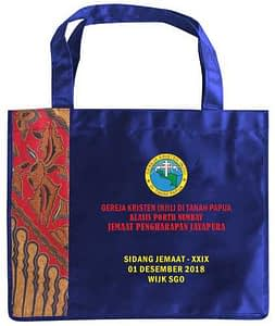 Gereja - Pesanan Tas Seminar Tanah Papua