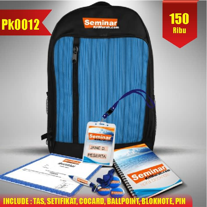 Aprilian Tas pesan paket seminar kit murah jogja pk012